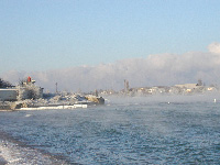 холодно в Черноморске