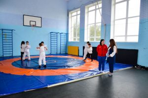 В Черноморском районе реализуется проект дополнительного образования «Успех каждого ребёнка»
