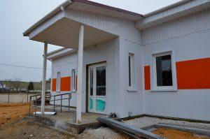 Два фельдшерско-акушерских пункта в Черноморском районе Крыма достроят в декабре