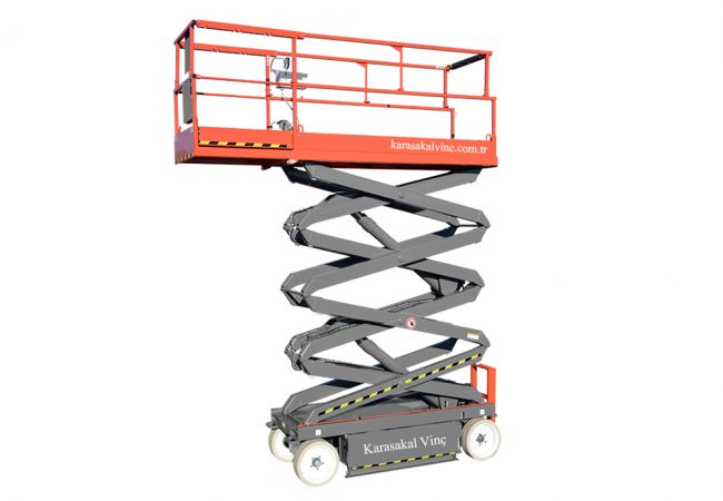 Как устроены подъемники для строительных работ