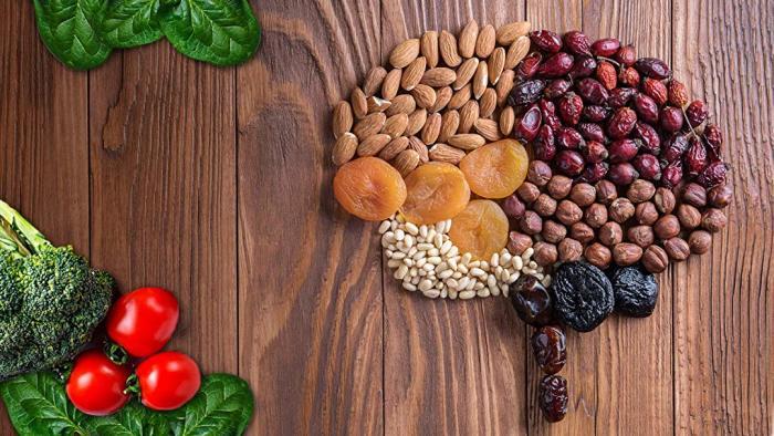 Какие продукты полезны для памяти и организма в целом? Польза орехов