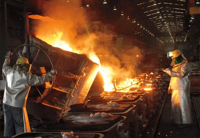 Литейное производство в Москве