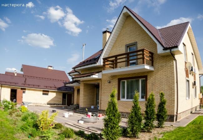 Строительство коттеджей и домов под ключ в Киеве и Киевской области