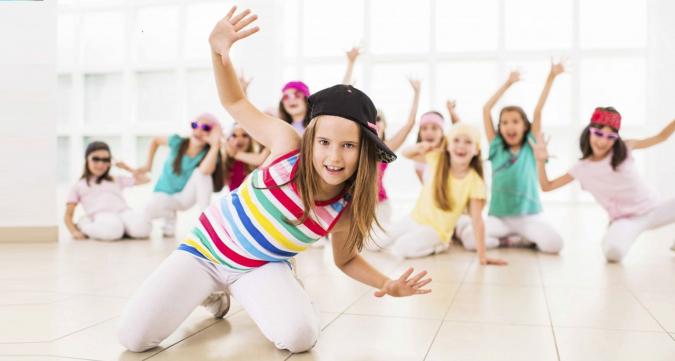 Польза от профессионального обучения детей танцам